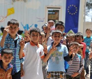 EU Facility for Refugees in Turkey: first year report shows solid results