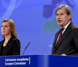 Joint statement by High Representative/Vice-President Federica Mogherini and Commissioner Johannes Hahn on the Venice Commission's Opinion on the amendments to the Constitution of Turkey and recent events