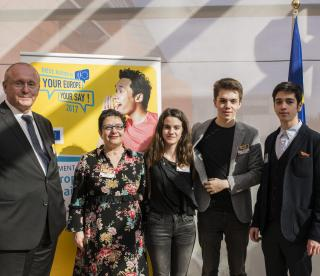 European youth call on EU to tackle food waste and poverty