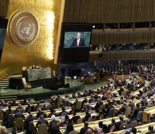 Address by President Donald Tusk at the 72nd United Nations General Assembly