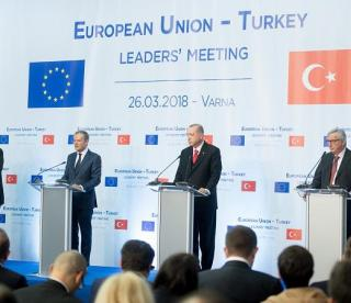Turkey: Summit relaunches open and constructive dialogue