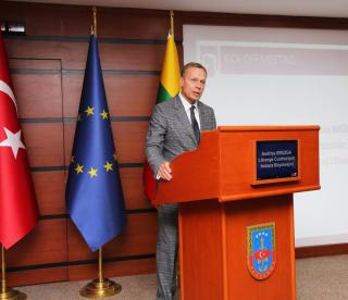 EU is working with Turkish Gendarmerie on combatting domestic violence in Turkey
