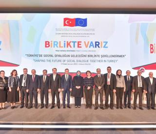 Turkey and EU Joined Forces to Improve the Social Dialogue across Turkey