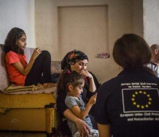 Facility for Refugees in Turkey: €127 million to boost EU's largest ever humanitarian programme