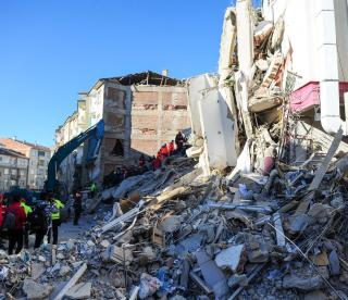 Statement by Commissioner for Crisis Management Janez Lenarčič on the deadly earthquake in Turkey