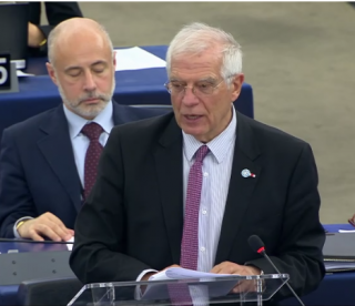 Iran/Iraq : Speech by High Representative/Vice-President Josep Borrell at the European Parliament plenary debate on the situation in Iran and Iraq following recent escalations