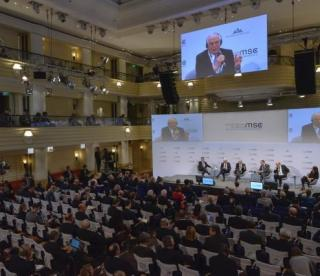 Josep Borrell concludes participation in Munich Security Conference