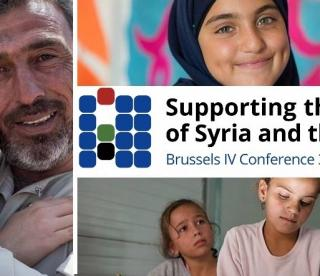 "Syria crisis: Brussels IV Conference ""Supporting the future of Syria and the region"" kicks off today"