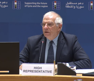 Syrian crisis: Opening remarks by High Representative/Vice-President Josep Borrell at the Brussels IV Conference on supporting the future of Syria and the region