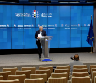 Syrian crisis: Remarks by High Representative/Vice-President Josep Borrell at the press conference of the Brussels IV Conference on supporting the future of Syria and the region