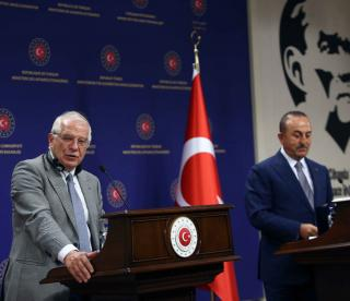 Turkey: Remarks by HR/VP Josep Borrell at the press conference following his meeting with the Minister of Foreign Affairs Mevlut Çavuşoğlu