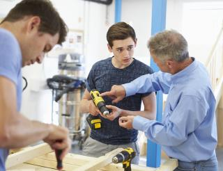 Improving the quality of vocational education and training