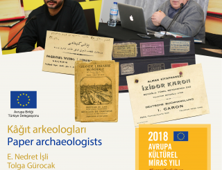 'Paper archaeologists' kick off European Year of Cultural Heritage at the Ankara Book Fair