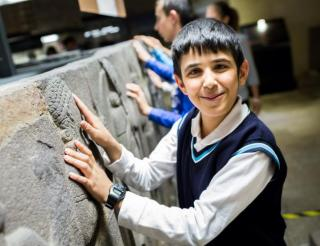 2018 European Year of Cultural Heritage: Tours of the Anatolian Civilization Museum for seeing-and-hearing-impaired-children
