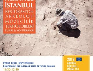 Heritage İstanbul Restoration, Archaeology, Museum Technologies Fair and Conference