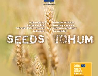 SEEDS - A story of the journey from Anatolia to Europe of the first ever seed planted by humanity