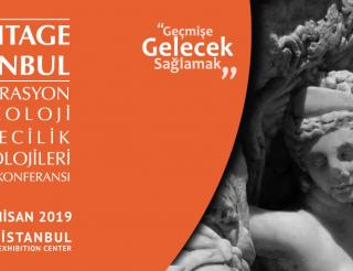 Heritage Istanbul 2019 - Restoration Archaeology Museum Technologies Fair and Conferences