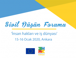 4th Sivil Düşün Forum: Business and Human Rights