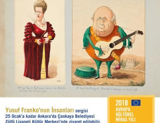 The Characters of Yusuf Franko: An Ottoman Bureaucrat's Caricatures Visits Ankara!