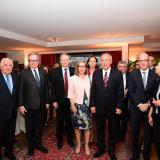 Head of the EU Delegation to Turkey Ambassador Christian Berger and the ambassadors of the EU member states are exchanging views in the run-up to the parliamentary and presidential elections in Turkey.
