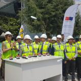 The EU, The Turkish Ministry Of National Education, And The World Bank Launched Today In Adana The Construction Of New Schools For Syrian And Turkish Children