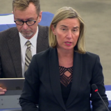 Speech by High Representative/Vice-President Federica Mogherini at the European Parliament Plenary session on the ruling of the European Court of Human Rights on the case of Selahattin Demirtaş