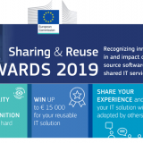 Submit your IT solution for the Sharing & Reuse Awards!