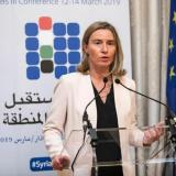 "Opening speech by High Representative/Vice-President Federica Mogherini at the Third Brussels Conference ""Supporting the future of Syria and the region"""