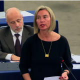 Speech by High Representative/Vice-President Federica Mogherini at the plenary session of the European Parliament on the US recognition of the Golan Heights as Israeli territory and the possible annexation of the West Bank settlements