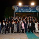 Gabriel Munuera Vinals, Vice-President of the Delegation of the European Union, attended the iftar event organized by Ankara Metropolitan Municipality Mayor Mansur Yavaş