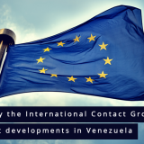 Statement by the International Contact Group on the latest developments in Venezuela