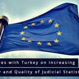 EU Cooperates with Turkey on Increasing the Capacity and Quality of Judicial Statistics