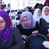 EU finances four female led social enterprises to support Syrians and the host communities