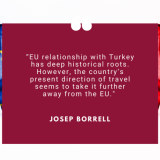 Quote for Josep Borrell