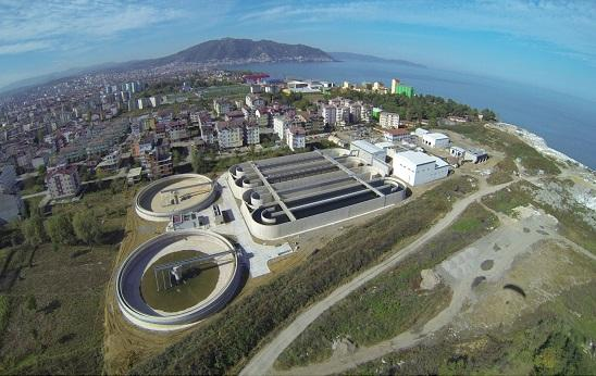 ORDU WATER AND WASTEWATER TREATMENT Plant
