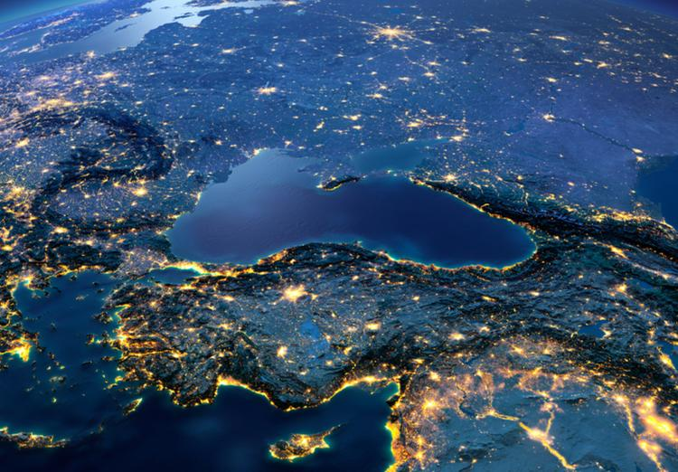 Turkey's eastern borders