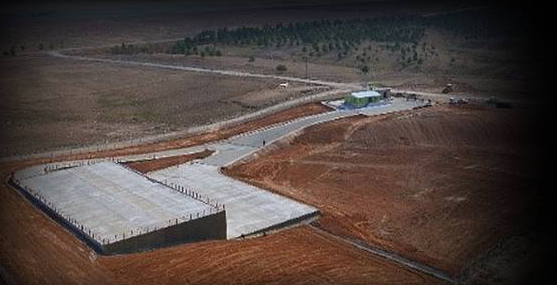 European Union inaugurates Ceylanpınar waste transfer station in Şanlıurfa
