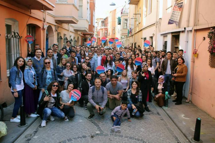 EU celebrates 30th year of Erasmus with students from across Turkey