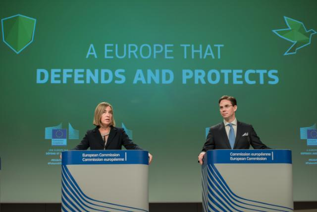 A Europe that defends: Commission opens debate on moving towards a security and defence union