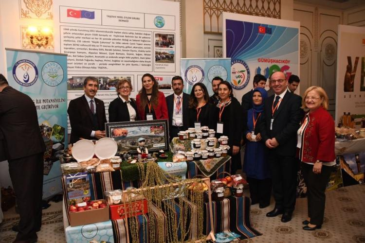 Rural dreams interfaced with nets: the launch of the National Network for Rural Development in Turkey