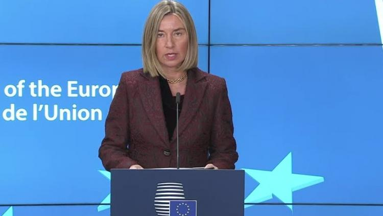Remarks by HR/VP Mogherini at the press conference following the Foreign Affairs Council