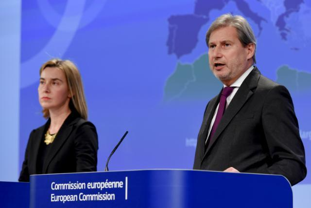 Statement by High Representative/Vice-President Federica Mogherini and Commissioner Johannes Hahn on the latest developments in Turkey