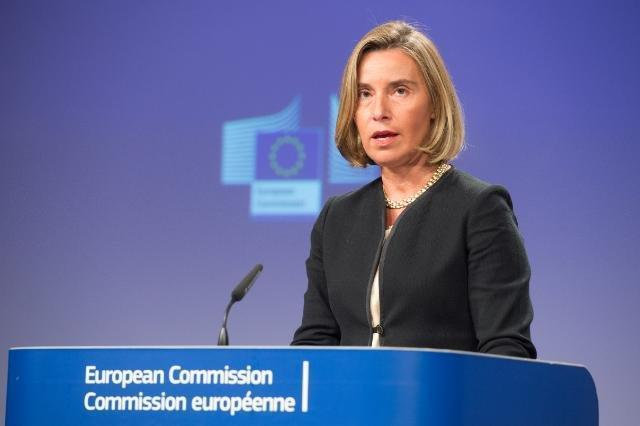 Remarks by High Representative/Vice-President Federica Mogherini at the college read-out to present the Western Balkans Strategy