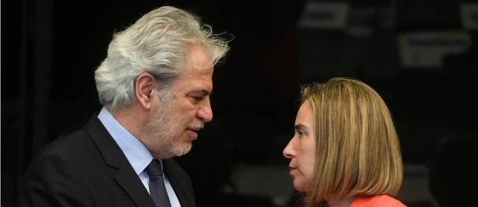 Statement by High Representative/Vice-President Federica Mogherini and Commissioner for Humanitarian Aid and Crisis Management Christos Stylianides on the humanitarian situation in Eastern Ghouta and Idlib, Syria