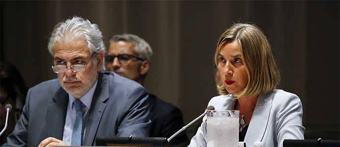 Statement by HR/VP Mogherini and Commissioner Christos Stylianides on the situation in Eastern Ghouta and elsewhere in Syria