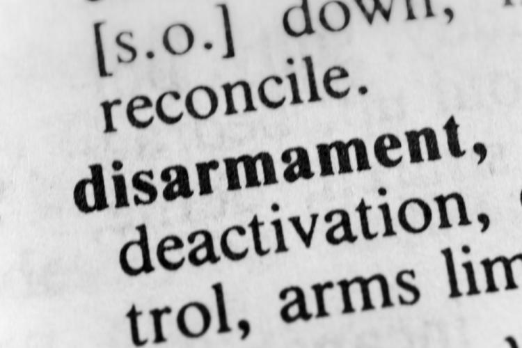 disarmament