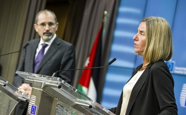 Remarks by High Representative/Vice-President Federica Mogherini at the press conference with Mr Ayman Al Safadi, Minister of Foreign Affairs and Expatriates of Jordan