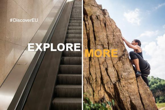 DiscoverEU: 15,000 travel passes up for grabs to explore the EU this summer