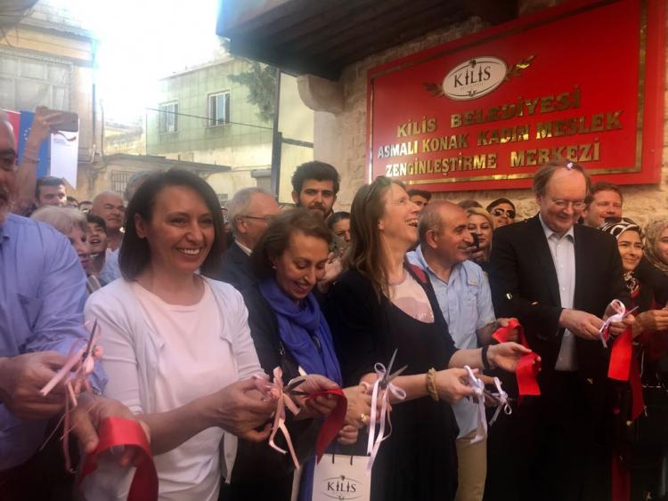EU Supports Syrian And Turkish Women And Youth In Kilis