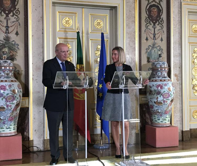 Remarks by High Representative/Vice-President Federica Mogherini on the Missing Saudi Journalist at the joint press conference with Augusto Santos Silva, Portuguese Minister for Foreign Affairs
